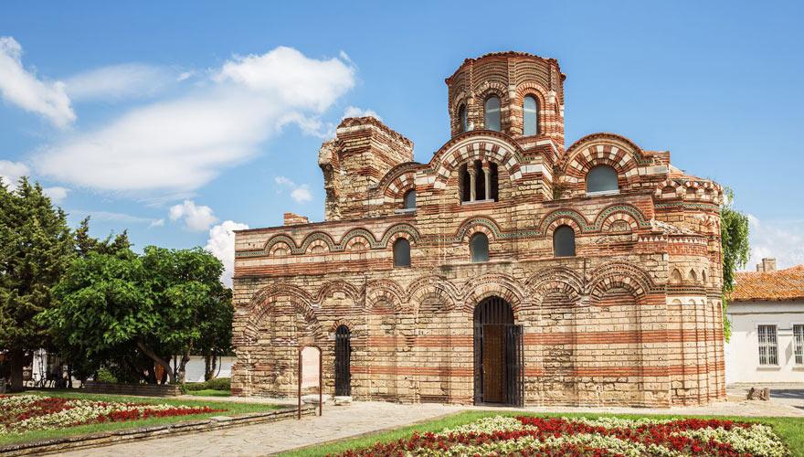 Pantokratorkirche in Nessebar