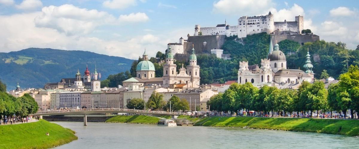Urlaub in Österreich: Salzburg