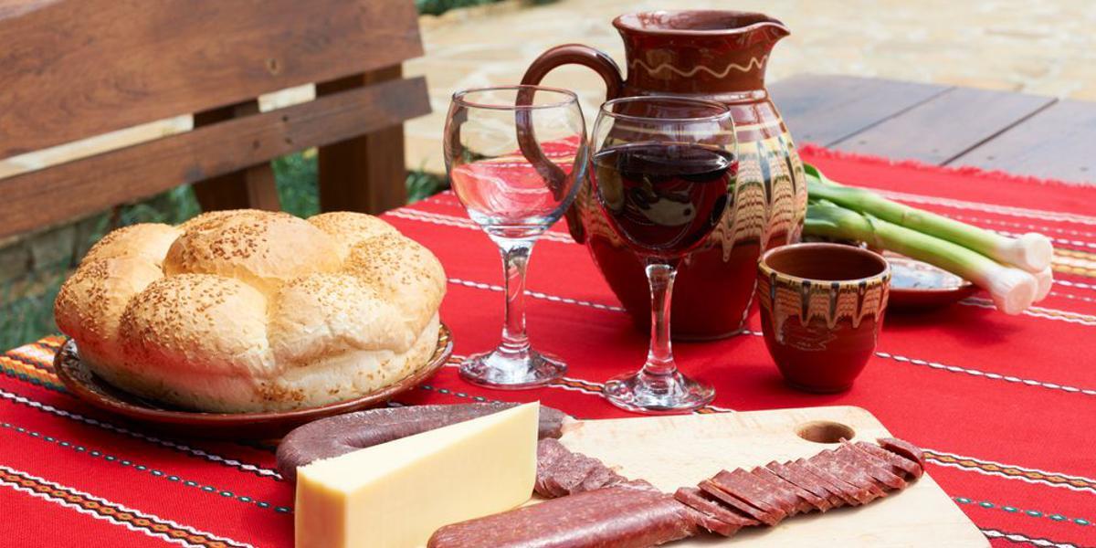 Bulgarische Speisen