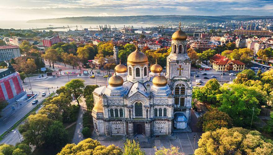 Kirche in Varna