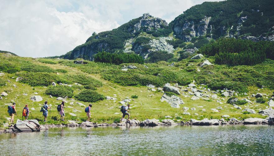 Wanderung in Bulgarien