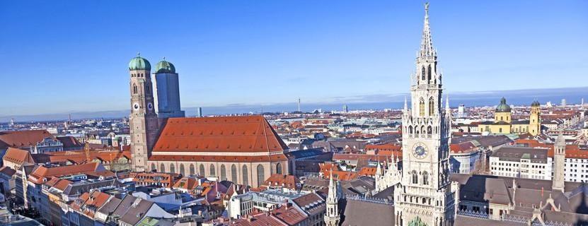 Münchens Innenstadt