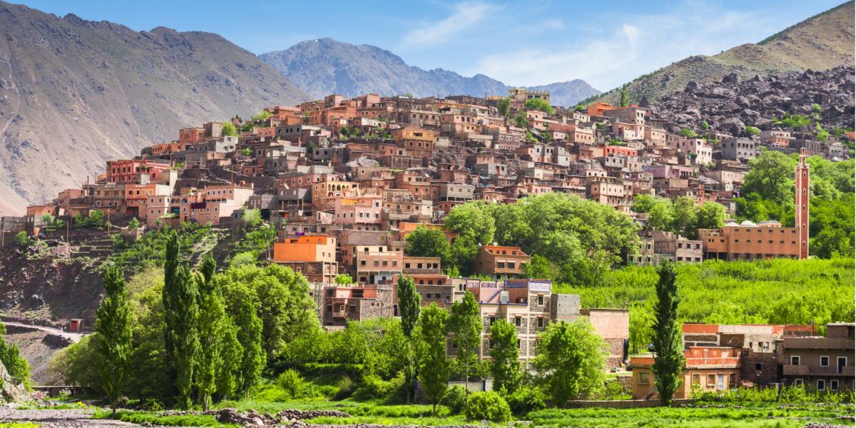 Urlaub in Marokko: Agadir