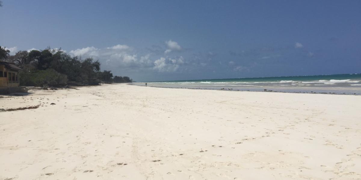 Strand Kenia