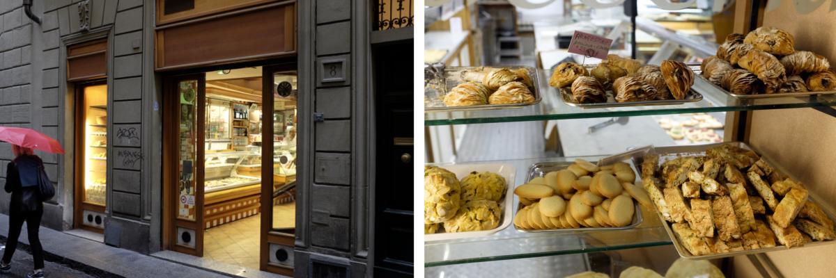 Florenz Bäckerei