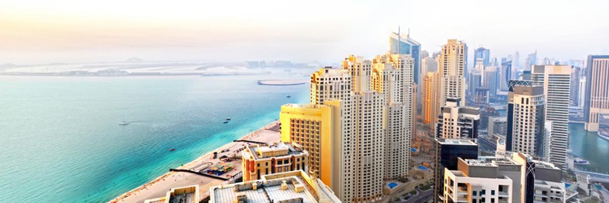 Dubai: Skydiving