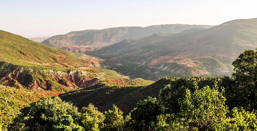 High Atlas, Morocco