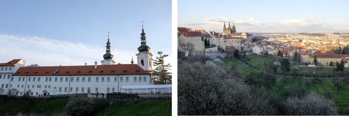Sehenswürdigkeiten Prag: Kloster