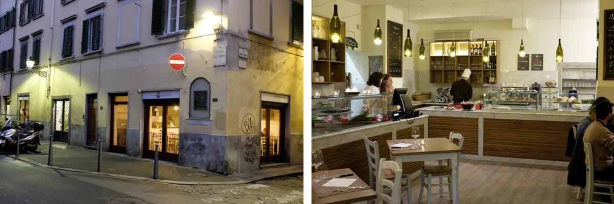 Florenz Gastronomie