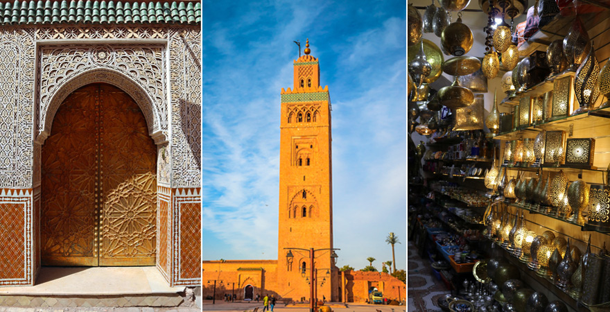 Impressions of Marrakech