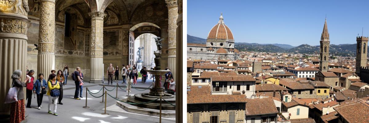 Florenz Rathaus