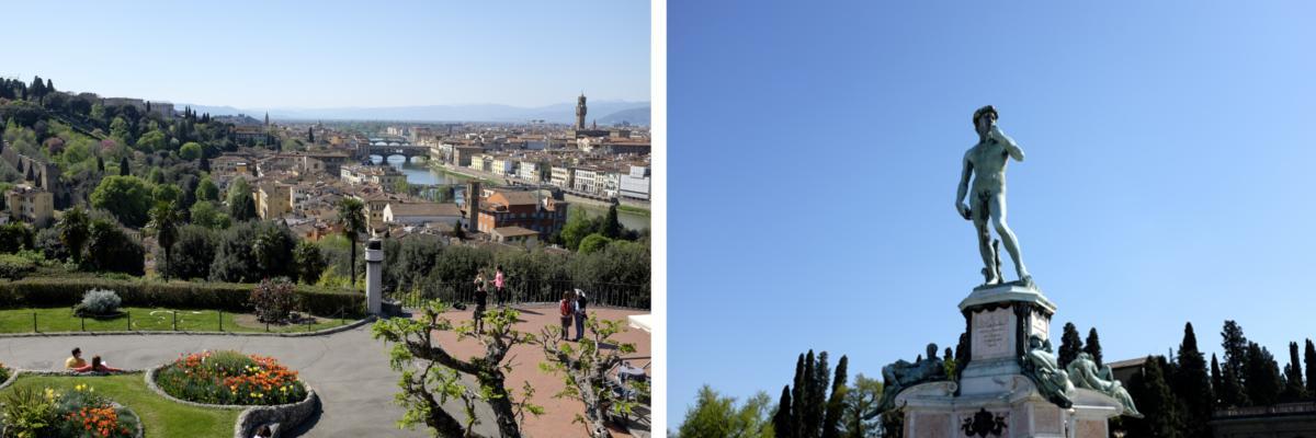 Florenz Sehenswürdigkeiten Platz
