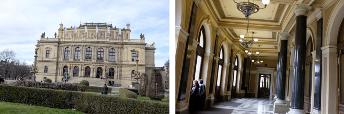 Kultur in Prag: Rudolfinum