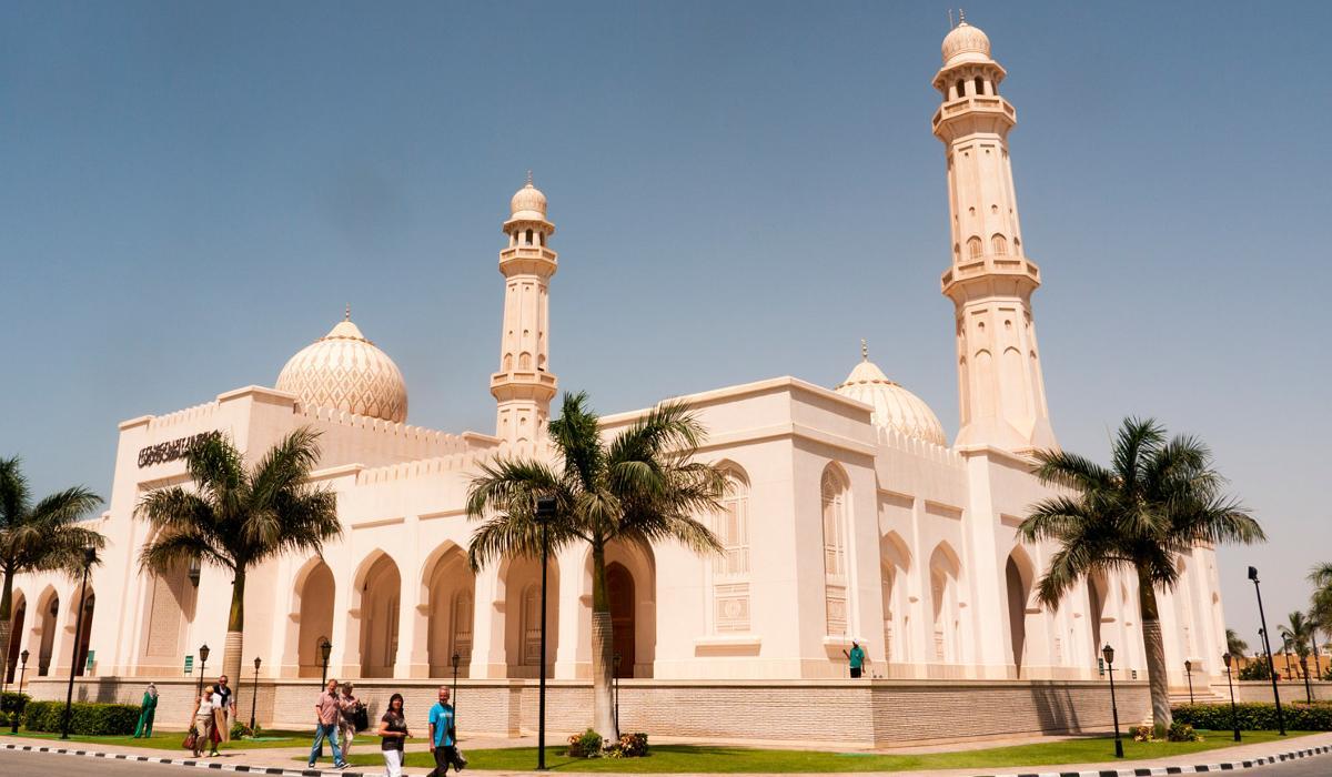 Salalah Stadt: Paläste