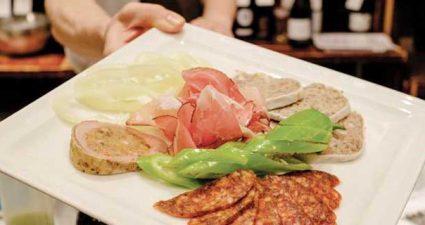 Essen und trinken in Budapest
