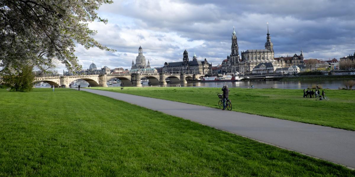 Dresden Ausblick