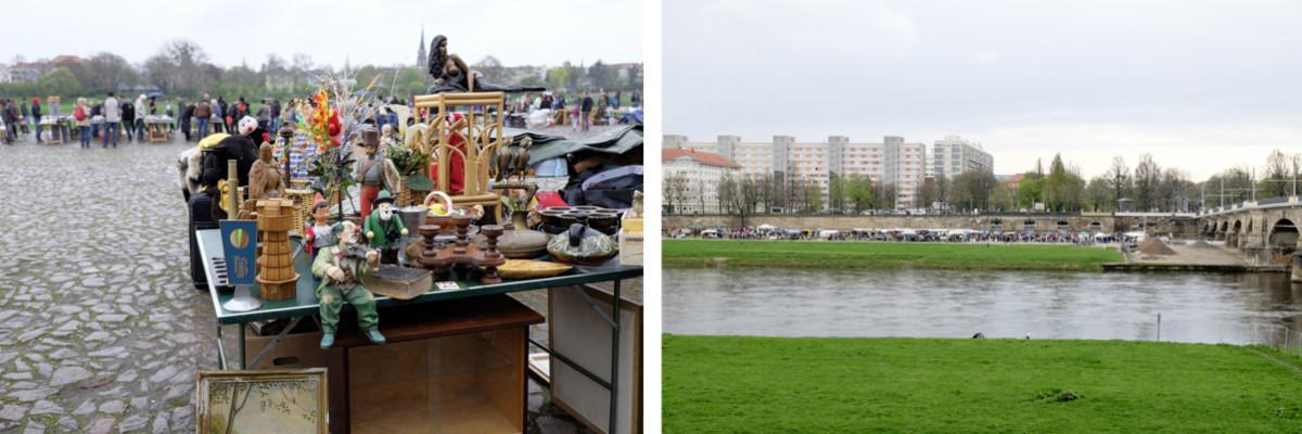 Dresden Flohmarkt