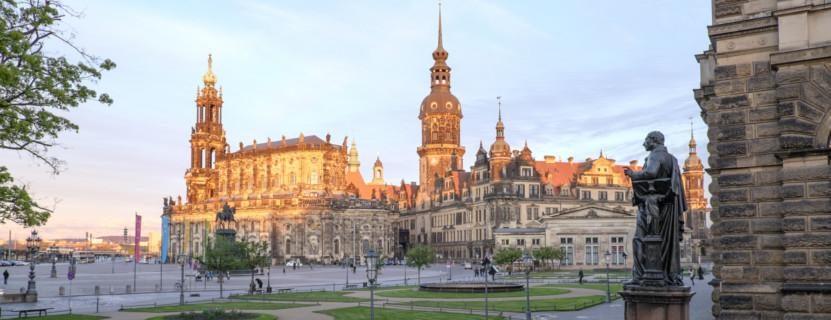 Städtetrip in Dresden