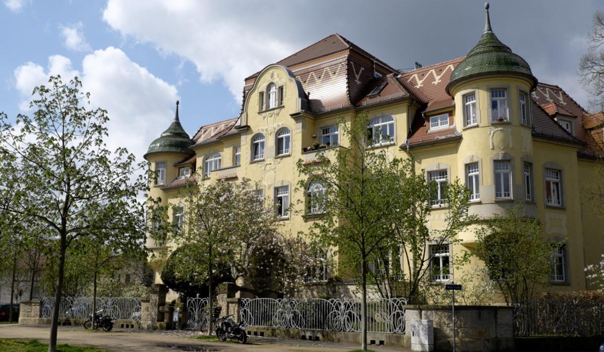 Dresden Villen