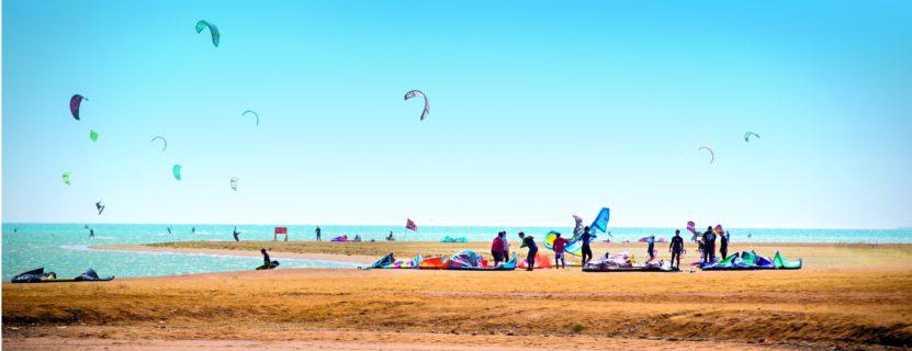 Kiten in Ägypten