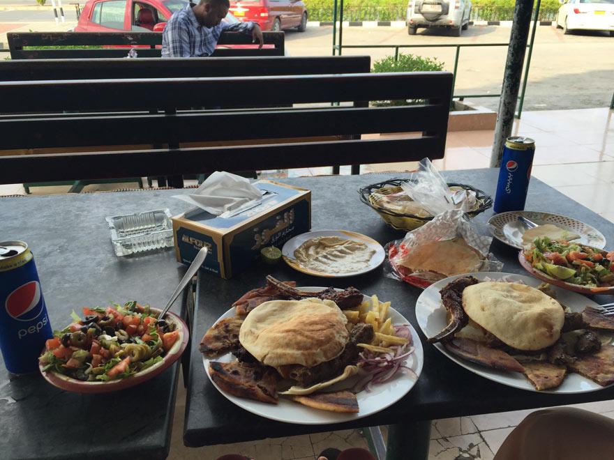 Streetfood im Oman