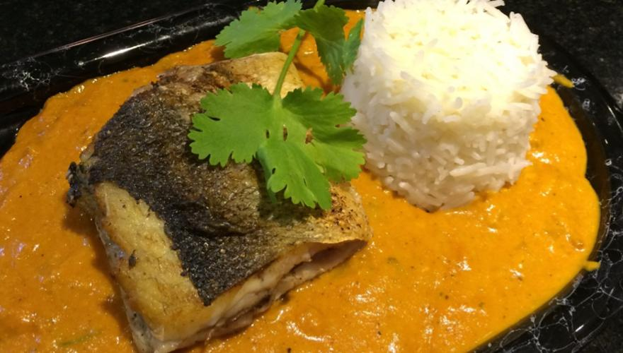 Fish Curry Kenia