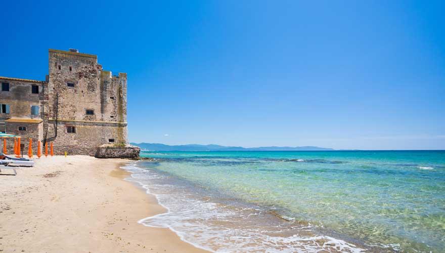 Torre Mozza strand