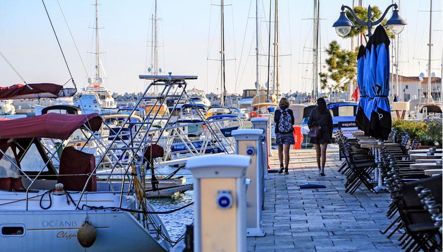 Yachthafen Limassol