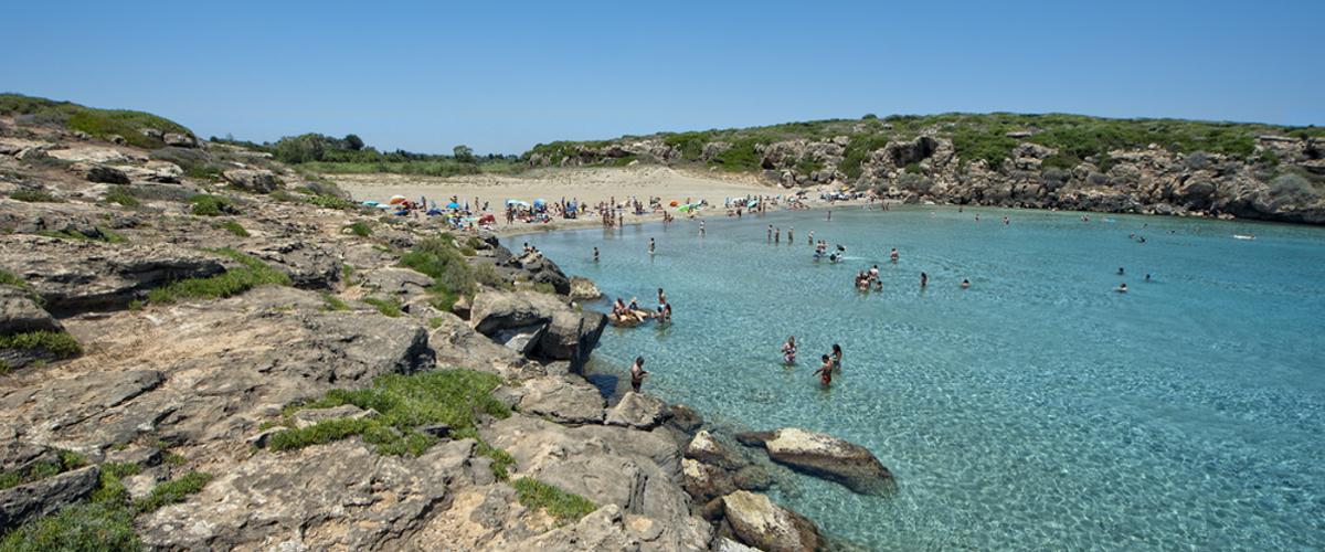 Strand bei Calamosche