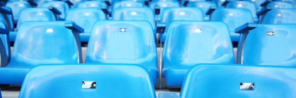 Fußballstadion in Madrid