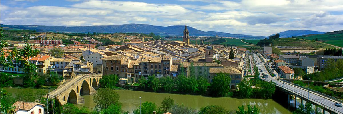 Dorf in Galicien