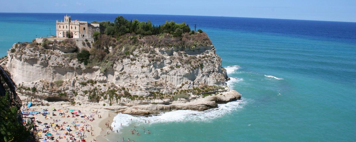 Strand von Tropea