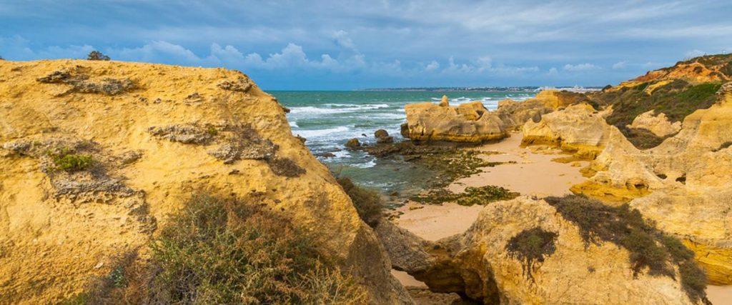 Praia da Galé Leste