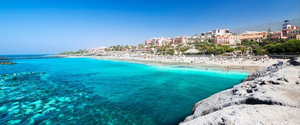 Teneriffa Karte Europa.Unsere Top 10 Die Schonsten Strande Auf Teneriffa Fti