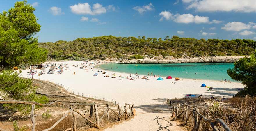 Playa S´Amarador auf Mallorca