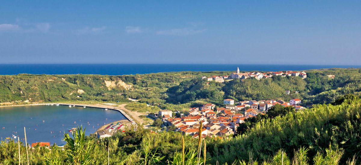 Susak in Kroatien