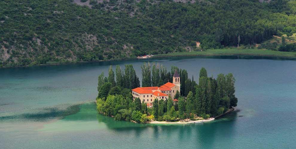 Sibenik in Kroatien