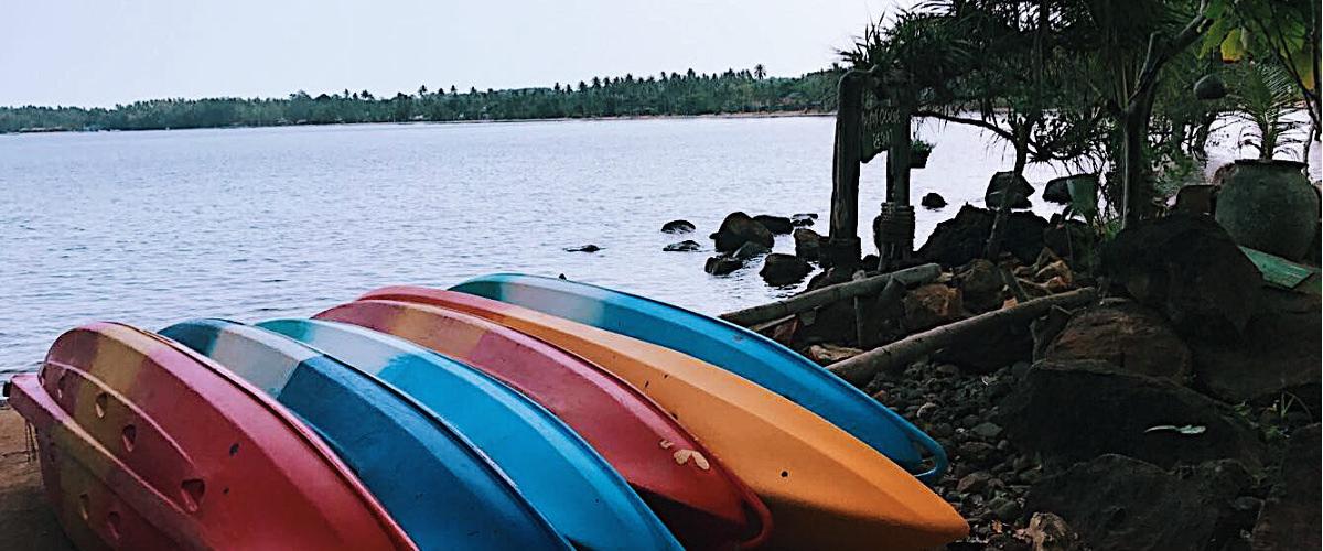 Strand in Koh Mag