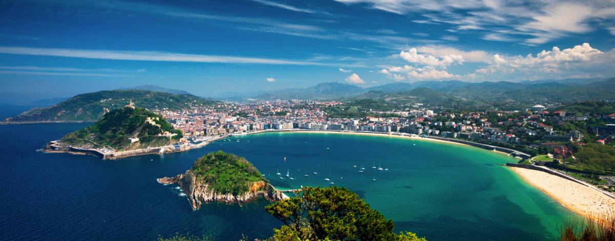 Urlaub in San Sebastian