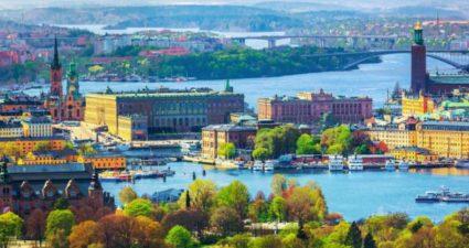Schweden-Stockholm