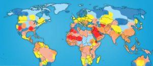 Klimadiagramm beste Reisezeit