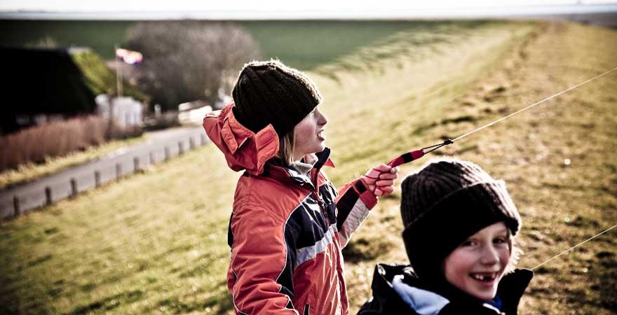 Familienurlaub an der Nordsee