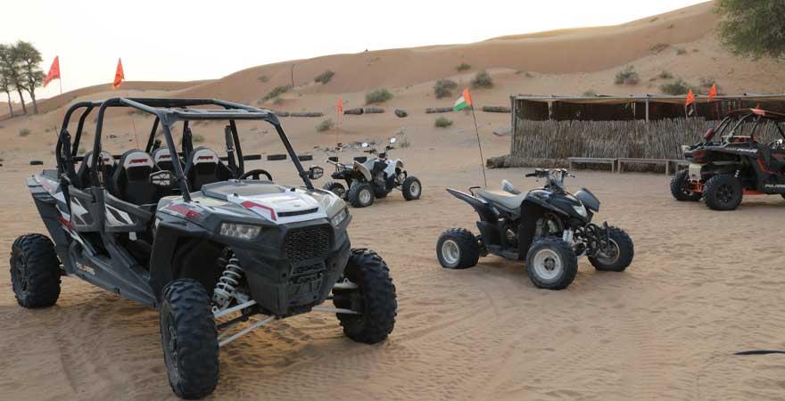 Quad Safari Ras al Khaimah