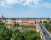 Blick auf Montauban