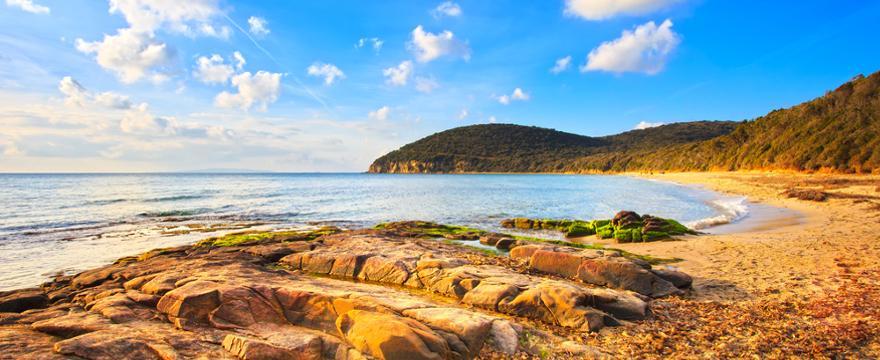 Toskana Strand Karte.Die Schonsten Strande In Der Toskana Fti Reiseblog