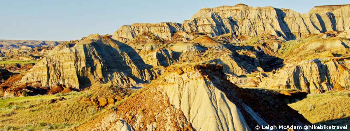 Felsformationen Berge