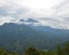 Berg in Borneo