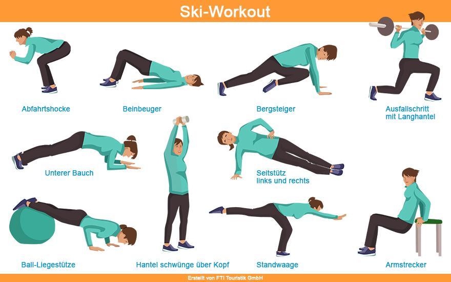 Ski Workout