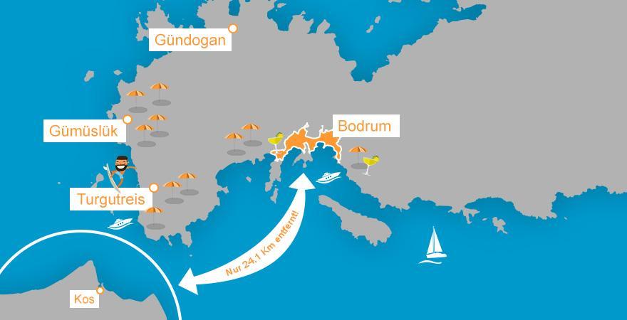 Infografik Bodrum
