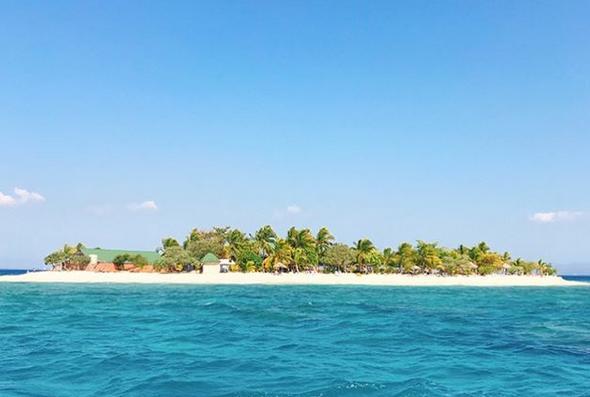 Insel Meer